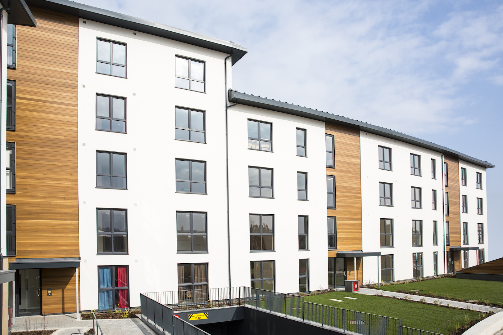 Alpha Provides Heating Solution To Flats In Edinburgh Seaside Town
