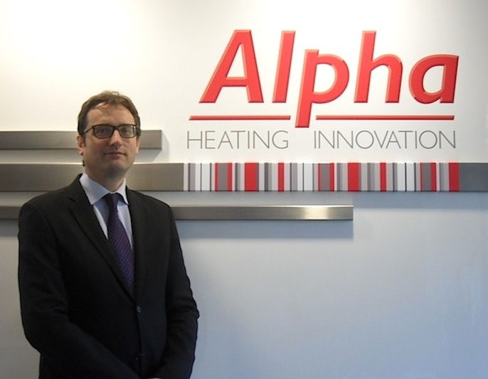 Alpha Welcomes New MD