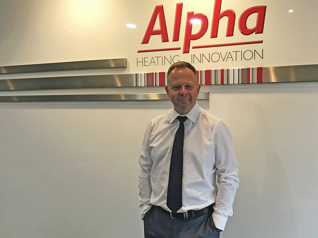 ALPHA ADDS NEW REGIONAL SALES MANAGER
