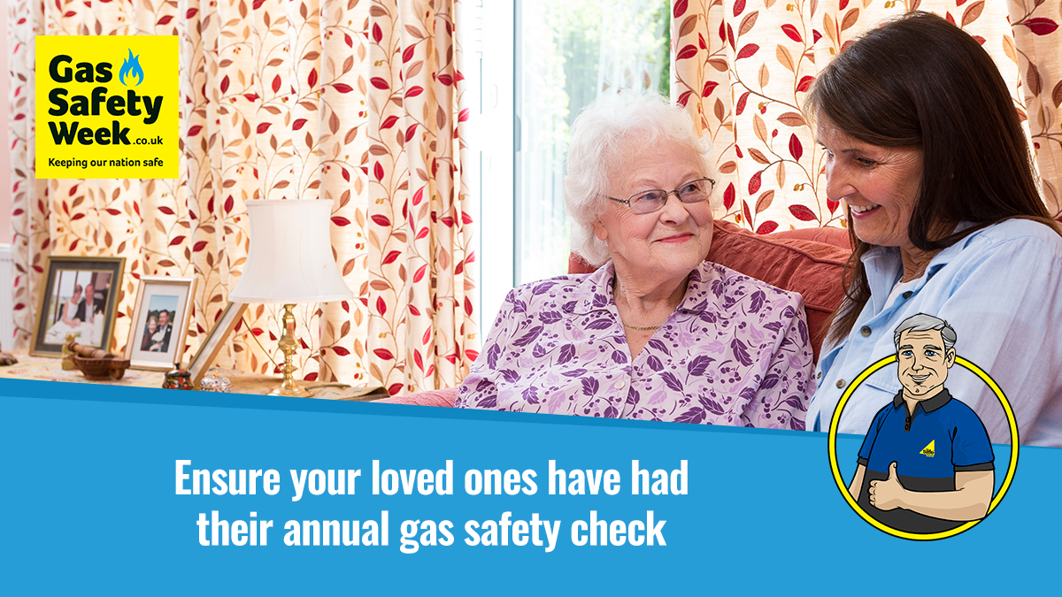 ALPHA IN FULL SUPPORT OF GAS SAFETY WEEK 2019