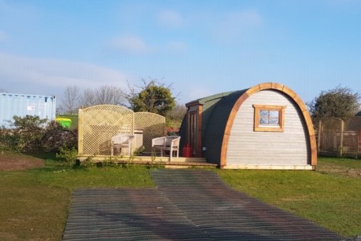 Alpha Boilers Installed at Brynteg Glamping Site