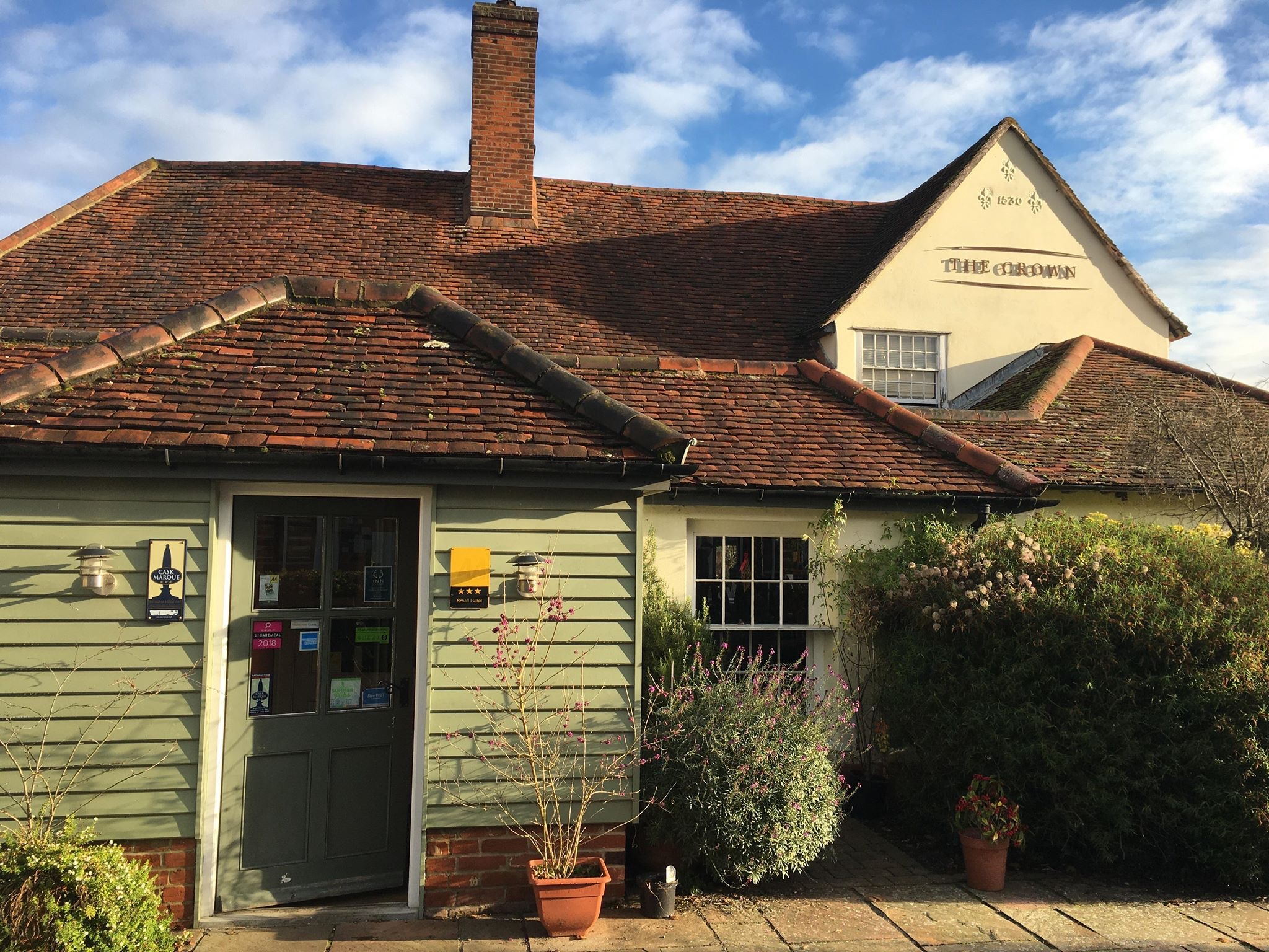 SUFFOLK PUB GETS A BOOST WITH ALPHA PROTEC PLUS BOILER