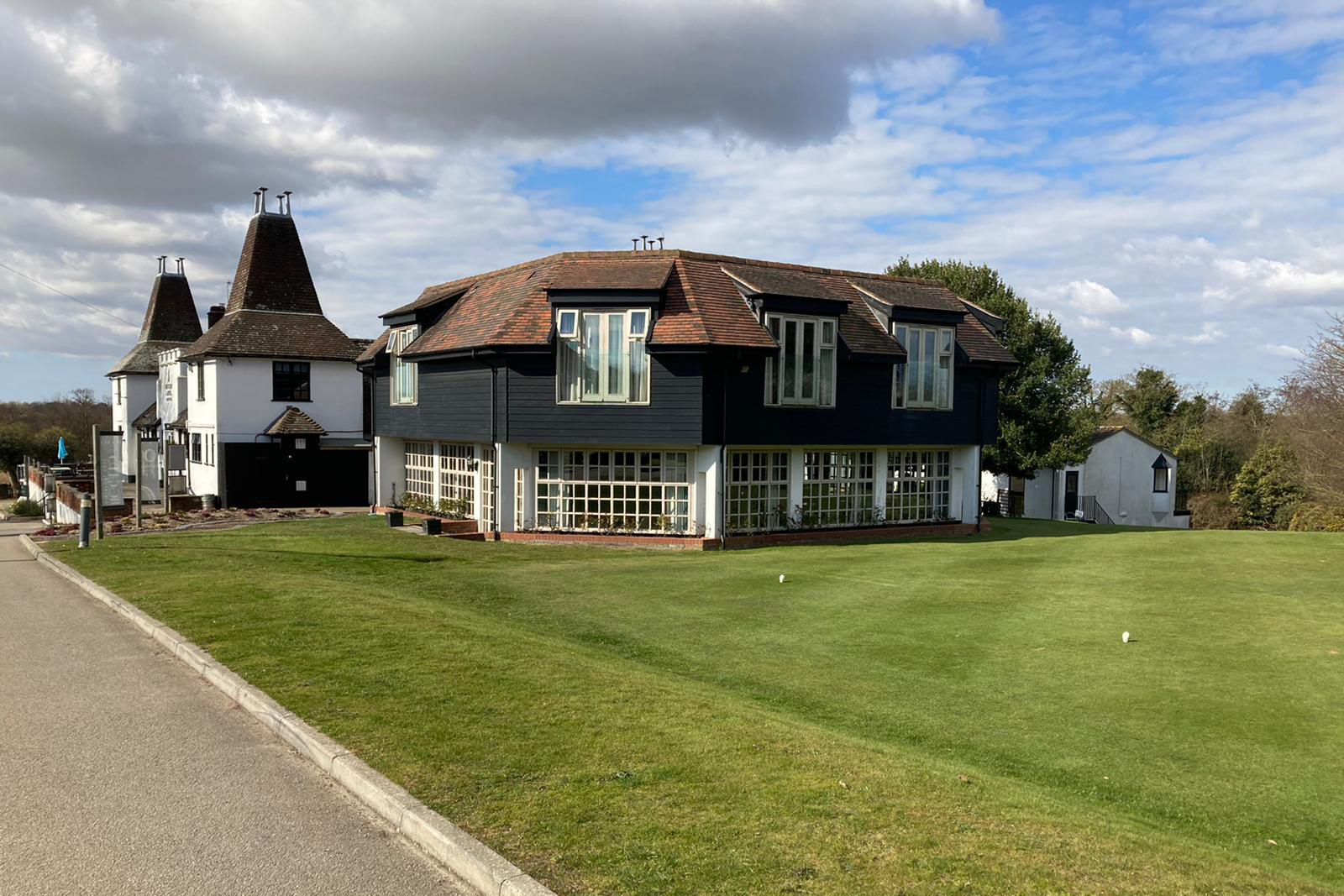 ALPHA'S BOILERS THE SWEETSPOT FOR LUXURY GOLF CLUB