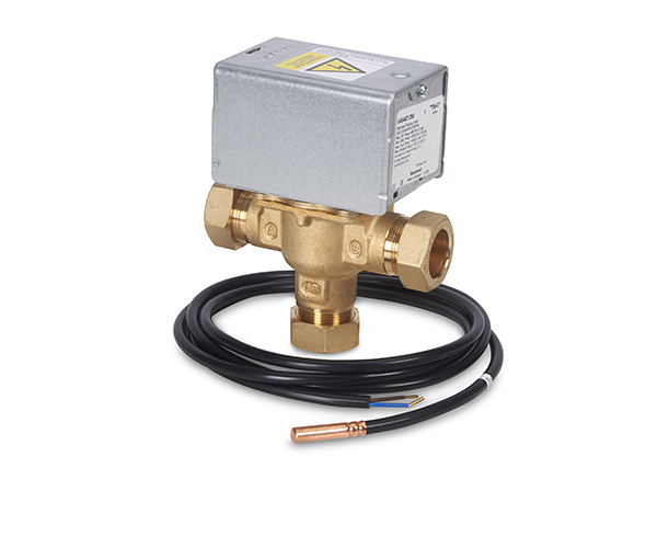 Drain Pain Furnace Condensate Proves Tricky To Manage: Three-way Diverter Valve Kit