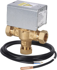 Three-Way Diverter Valve Kit