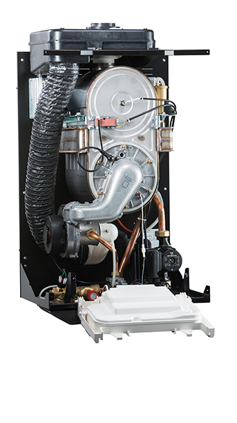 Features of the ProTec Plus system boilers