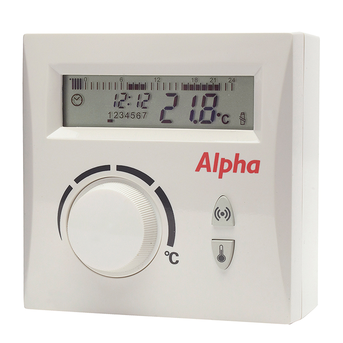 Alpha Boilers Controls   Control Panels